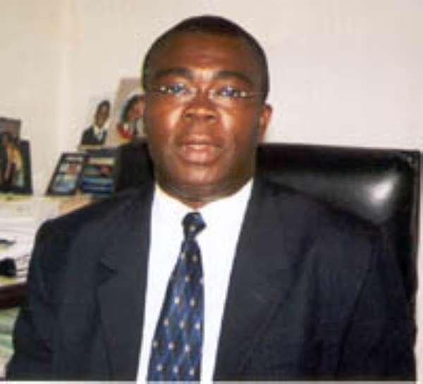 Asamoah Boateng eyes Baah Wiredu's seat?